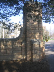 Como Park East Gate