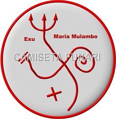 maria mulambo 3d ponto riscado
