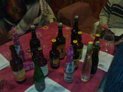 Dégustation bières Stammtisch