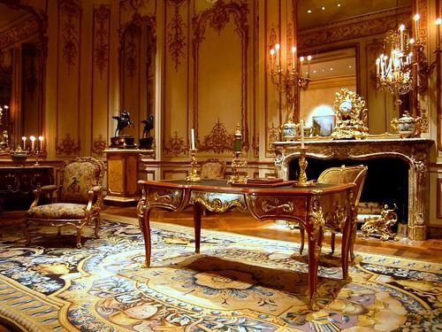 Room from the Hôtel de Varengeville, Paris