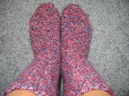 """Holy"" socks..."