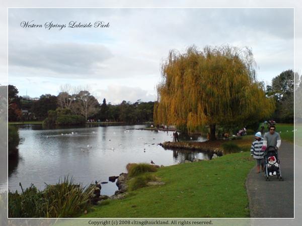 Western Springs Lakeside Park