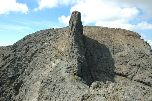 Inaccessible Pinnacle