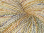 """My Wedding Dress"" Seawool Handspun (dyed by Creatively Dyed) - 4 oz"