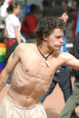 IMG_6486 (Lugdunum Pixx) Tags: show street shirtless france fire nipple lyon chest torso lighter gaypride navel feuer nips streetshow feu firebreathing torse hotguy torsenu cracheurdefeu baretorso comefuegos shirtsoff gaypride2008