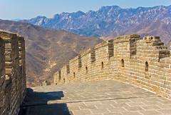 La grande muraille de Chine  Huanghuacheng  (jeanmichelchuiche) Tags: china montagne landscape paysage  chine bigwall  grandemurailledechine huanghuacheng worldwidelandscapes landscapesdreams natureselegantshot creneaux