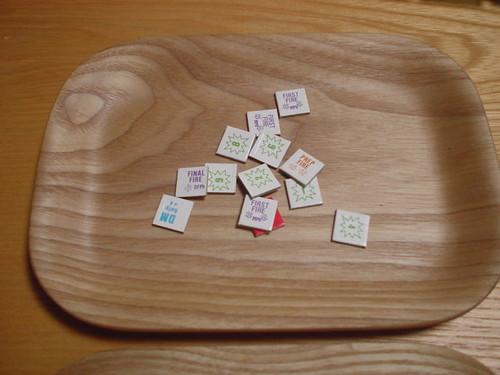 無印良品 - 木製小物トレー・タモ・小