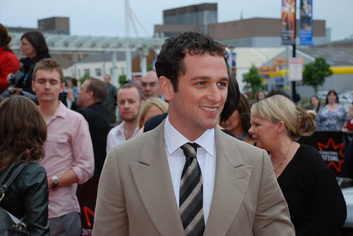 Matthew Rhys - The Edge Of Love red carpet