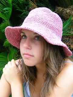 Knit Summer Hat Patterns Free : Ravelry: Crochet sun hat pattern by sheera