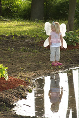 Lonely Little Fairy (lorijohernandez) Tags: family kids fun abeautifulevening lillysbirthdayparty