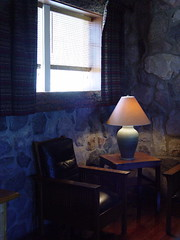 Crater Lake Lodge inviting (Conservativeinnature) Tags: lamp private peaceful tranquility lodge inviting windowseat craterlakelodge