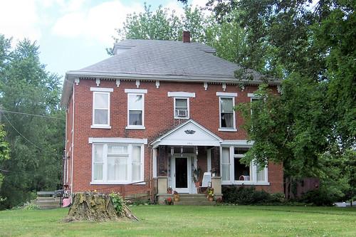 Old house, Logansport