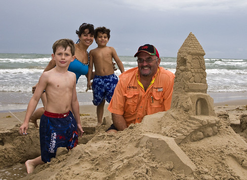Proud Sandcastle Builders