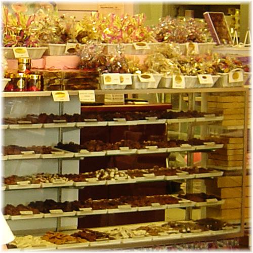 Widman's Candy Store