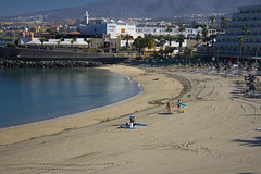 Near Playa de las Americas (michaelgrohe) Tags: ocean vacation costa holiday beach island coast kanaren canarias atlantic tenerife teneriffa inseln adeje