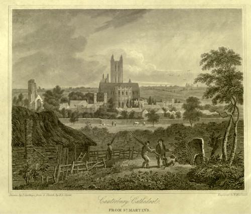 07-Catedral de Canterbury desde San Martin