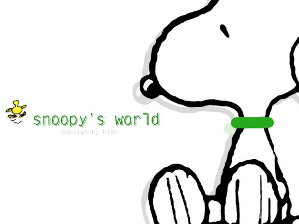 snoopy's world : 壁紙にできるスヌーピー画像集 - NAVER ...
