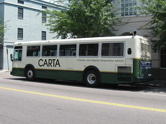 CARTA Bus #3429 working Route 10