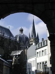 Aachen am Hof (S-Antibes) Tags: churches kirchen aachen glises stefanbohrer