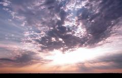 y se hizo la luz... (AgusValenz) Tags: sunshine nikon amanecer soviet coolpix goodmorning centralasia eurasia buenosdias p80