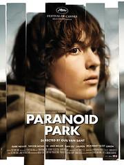 Paranoid Park crítica película