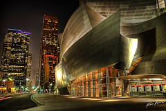 for isabelle ann (Kris Kros) Tags: california ca usa architecture modern night photoshop print photography la hall losangeles los high concert nikon downtown shot dynamic angeles hill gehry disney canvas bunker socal kris d200 walt 2008 range hdr available kkg cs3 photomatix kros kriskros 5xp fururistic kk2k kkgallery