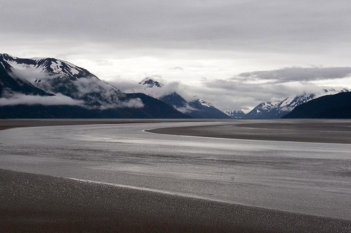 View from the Seward Highway