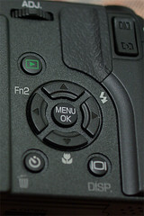 RICOH-GX200-03 Button