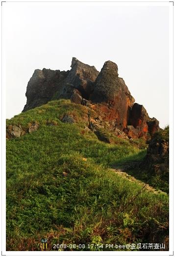 2008.08.08金瓜石茶壺山爬山 (9)
