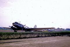 Kaduna Airport 1959 DC3