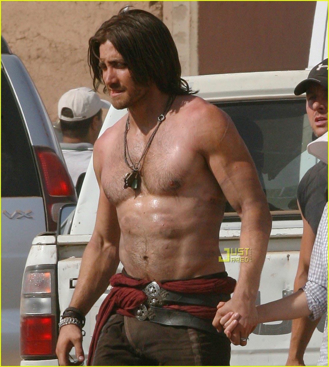 Príncipe de Persia Jake Gyllenhaal Dastan
