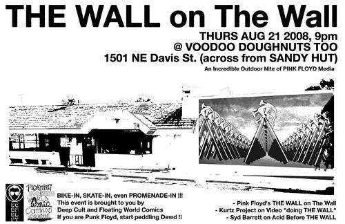 voodoo doughnut event