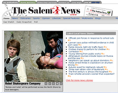 salem news - lifestyle cover story