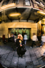 Friday Flowers (thepretenda) Tags: bus psp sydney australia fisheye georgestreet 1017 thepretenda sydneybuses 431