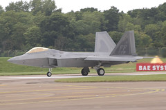 Fairford Departures 140708 (rob  68) Tags: from usa max by paul virginia major fighter force martin 1st air wing raptor after f22 boeing lockheed departures base langley farnborough returning fairford moga flown a 140708