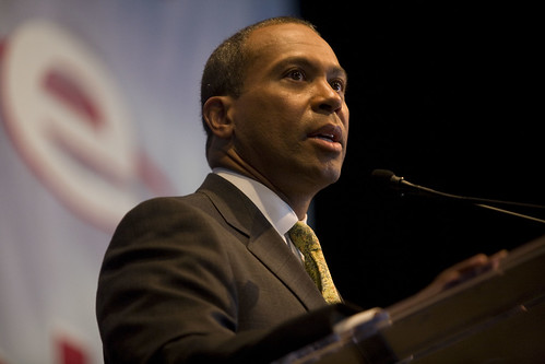 deval patrick. MA Governor Deval Patrick at