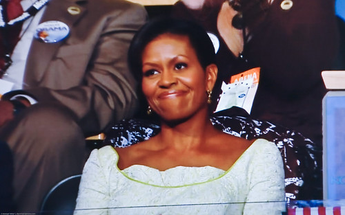Michelle LaVaughn Robinson Obama michelle-obama-democratic-convention-26aug2008-10