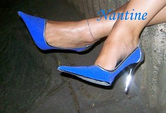 Blue - silver pumps 5 (Kwnstantina) Tags: sexy feet female fetish silver greek foot women toes pumps highheels legs sandals arches stiletto soles footfetish anklet sexylegs stileto stilletto sexyshoes heeled higharches feale highheeledpumps highheelspumps γοβεσ womaninspikeheels bleustilletto