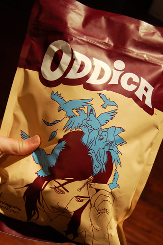 Oddica Packaging
