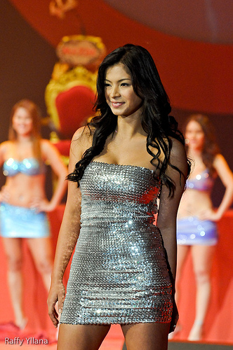 This picture of Locsin Angel is from the Maxim Hot 100 Party 2008