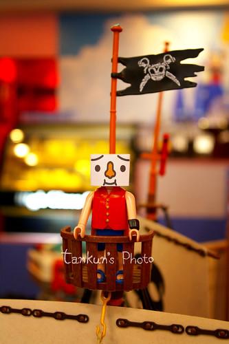 豆腐摩比海賊王
