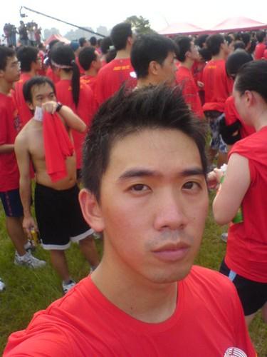 07:19 跑完10K