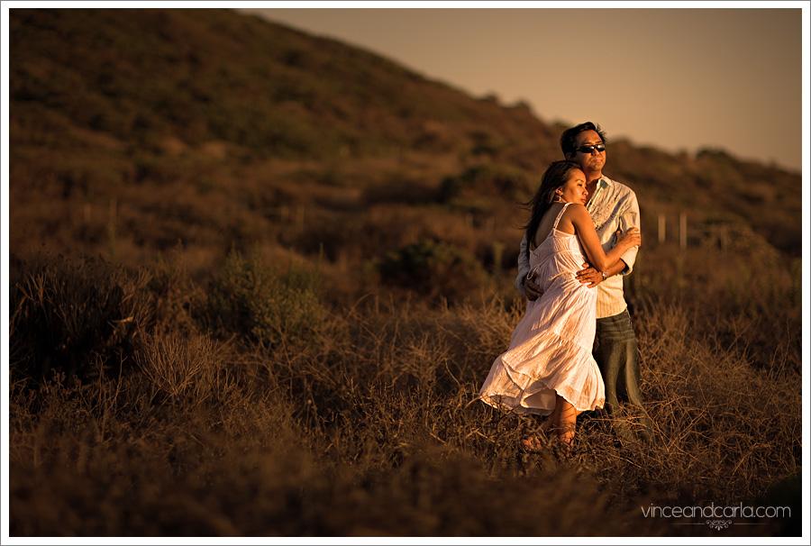 bushed 3by2 malibu wedding point dume california engagement e session shoot