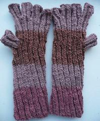 Fingerless gloves (Tatyana Kildisheva)