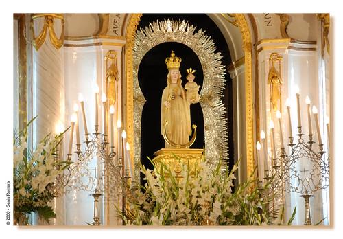 Imagen Nuestra Señora Virgen de Gracia (Oliva de la frontera) por genisrp.