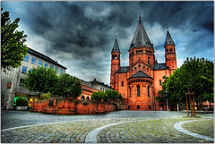 Mainz (Extra Medium) Tags: germany scenery mainz hdr rhineriver 9exposures