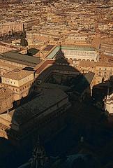 ROMA: CIUDAD DEL VATICANO (Bocngel (Jorge Navarro)) Tags: shadow italy vatican roma italia sombra vaticano cpula ciudaddelvaticano