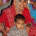 Rajhastani woman and child, Jaipur