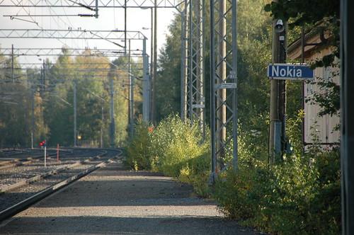 Nokia station