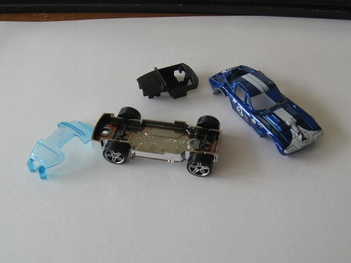 How To Take Apart Hot Wheels Diecast Cars Redline Derby Racing